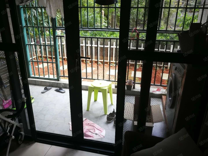 龙华区金盘附近锦地瀚城一房,大阳台,后花园,不被限购一次性