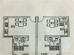 都府新城1室,现房,明厨明卫,阳面卧室,五证齐全,交钱钥匙。