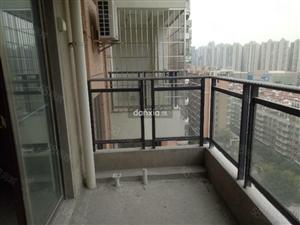悦港三期空中花园一个大外阳台朝南可以做两房首付14万拿下高层