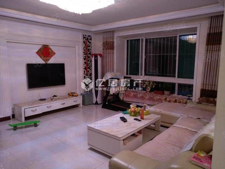 杨柳国际新城,精装大三室,家具家电齐全,拎包入住临菱花富贵园
