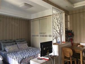 博园优质一室一厅带阳台家电齐全拎包入住