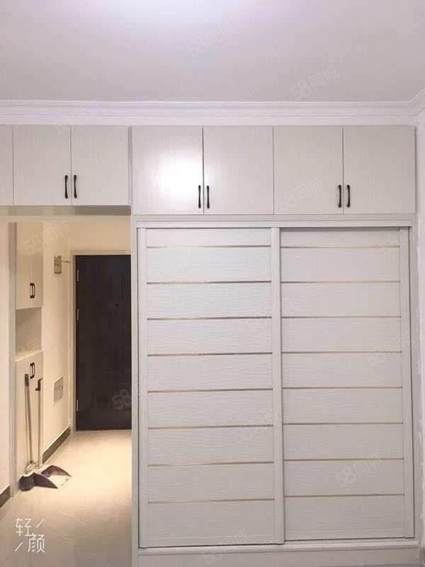 香檀山精装修公寓,随时看房。