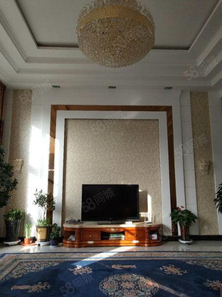 盛和名苑高档复式楼,豪华装修出售