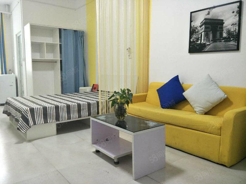 东站附近青年公寓一室整租可做饭带独卫可月付随时看房拎包入住