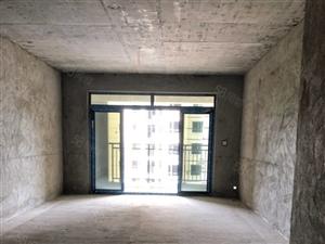 民投公园城电梯房3房2厅2卫,毛坯出售