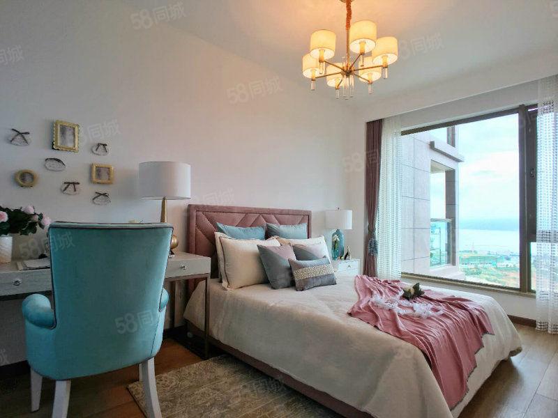万科旁准现房精装双阳台公寓房抚仙湖欢乐大世界