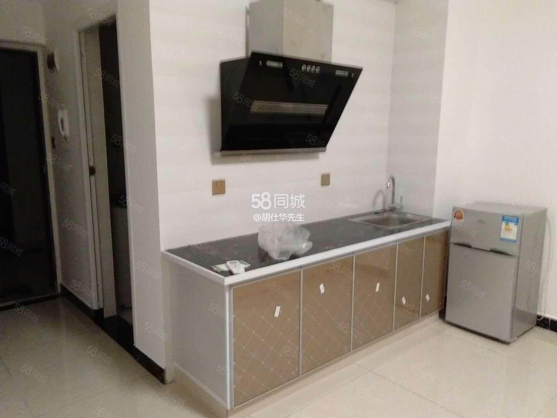 麒龙国际单身公寓出租带空调沙发家电齐全