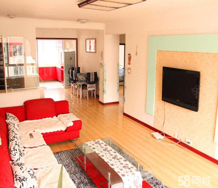 万达附近吉祥新家园精装修两室包取暖家电设施齐全