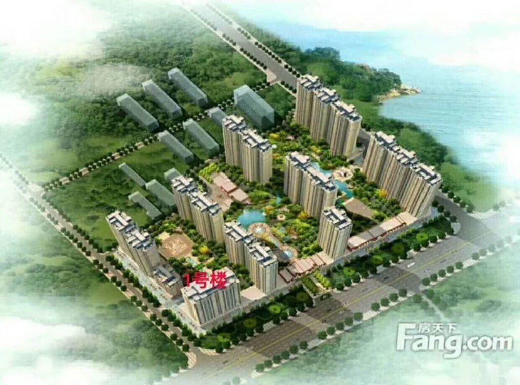 世纪大道未来地铁口{世城滨江}一室公寓型住宅一手现房随时看房