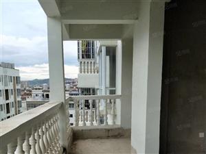 城北实小逸品东骏4楼,带前后双阳台,不动产在办随时看房!