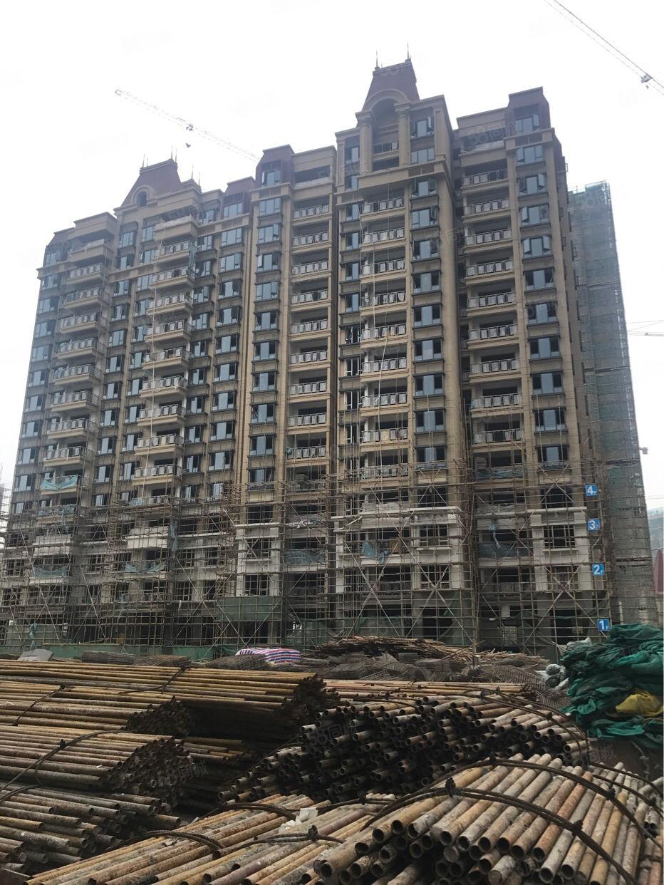 恒大帝景大四房,精装景观豪宅洋房,前后超百米楼距