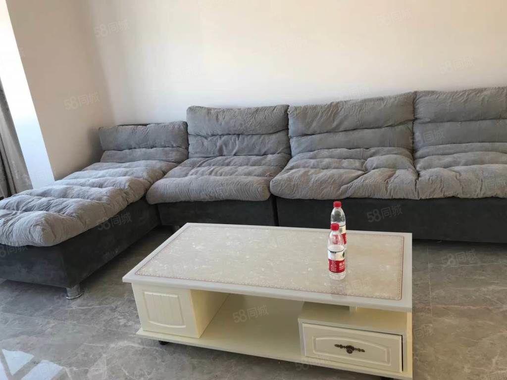 美好家园全新装修小两室出租看房方便