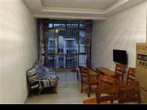 北门花园小区整租1室1厅1卫,精装修,家具家电齐全