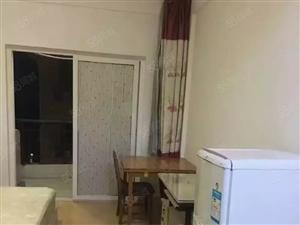 新佳坡步行街楼梯5楼1室1卫1阳单身公寓出租可短租可押一付一