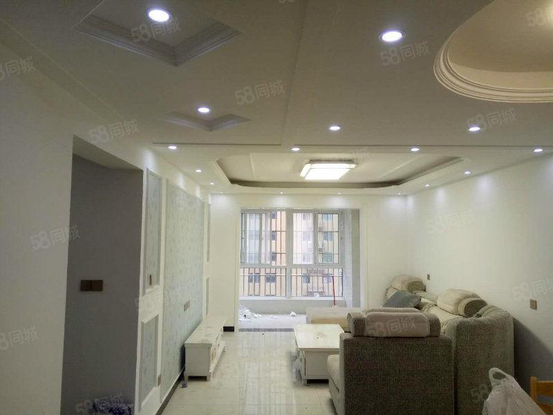 翰豪国际豪华三室两套家电家具全新新房收次入住