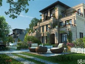 巴陵房产合众领岛别墅绿化环境优美享受至尊品质生活!