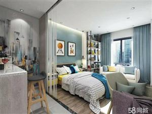 叙州新区精装公寓标准一室不收中街费