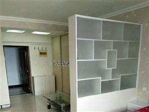 威尼斯人游戏网站(万和公寓)1室1厅精装修有家具家电可拎包入住年付