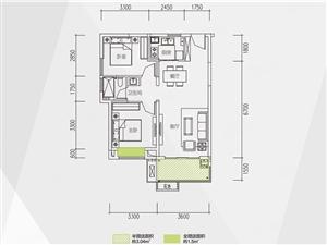 西海岸九小侨中双学区芒果社两房两厅直接更名同片区低价