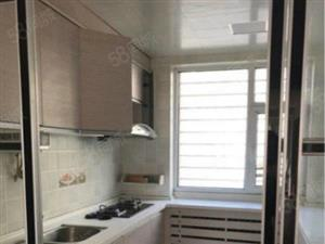 桥南曼哈顿B区空调房百平南北2居室家具家电齐全封闭小区