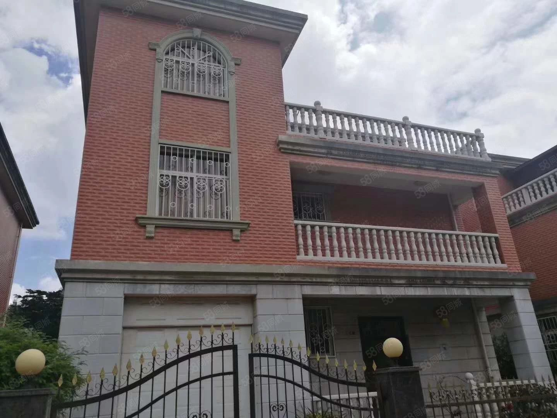 大营街景华苑400平精装大别墅320万售带一个大花园