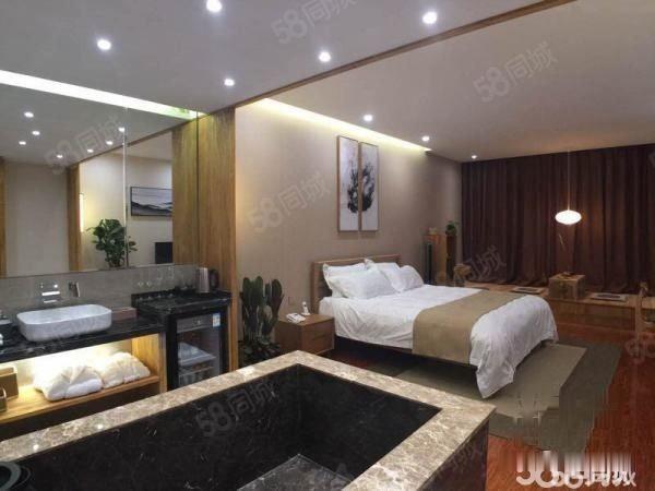卢舍温泉酒店主打汤屋送全套家具家电年底分红首付只需18万