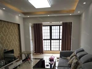 鲁班紫荆花园两室两厅精装,家具家电齐全,拎包入住随时看房