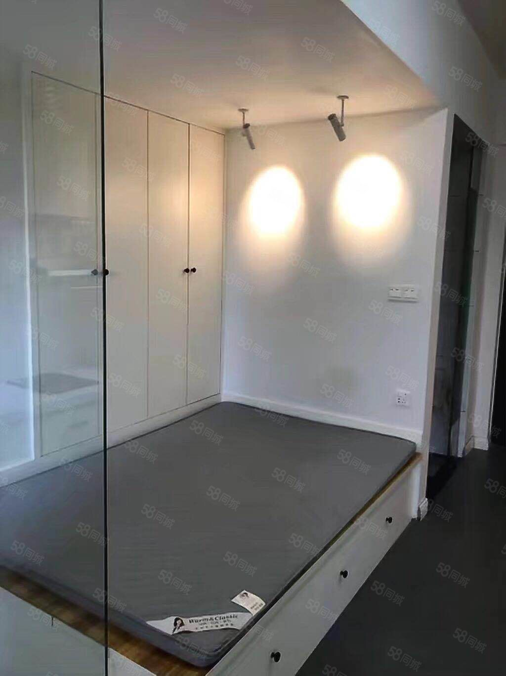 独门独户精装单身公寓家具齐全