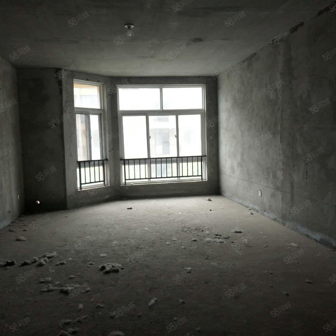 建业未来城四室手续齐全可按揭方便过户