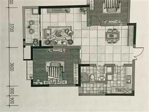 陇能家园有一102平米的12楼出售,可以按揭。