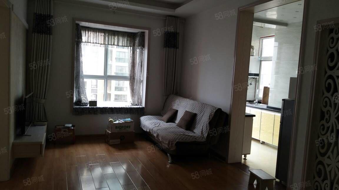 竹林广场两室一厅一卫,精装修