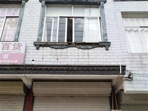 圆中圆附近,一间门面前后2层+精装修出售