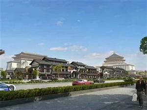超值千年桂林政府重点扶持项目复古旅游铺面9年包租