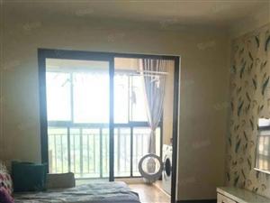 万达广场2房精装修,带全套家具家电出租,视野非常好