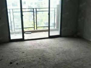 安居国贸春天毛坯三室两厅两卫赠送一个阳台已接房