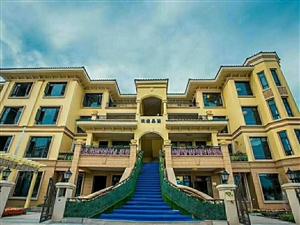 恒大棕榈岛精装奢装四层花园洋房一楼带院