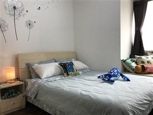 万科龙堂精装修三房房家具家电被褥厨房用品齐全欢迎看房交通方便