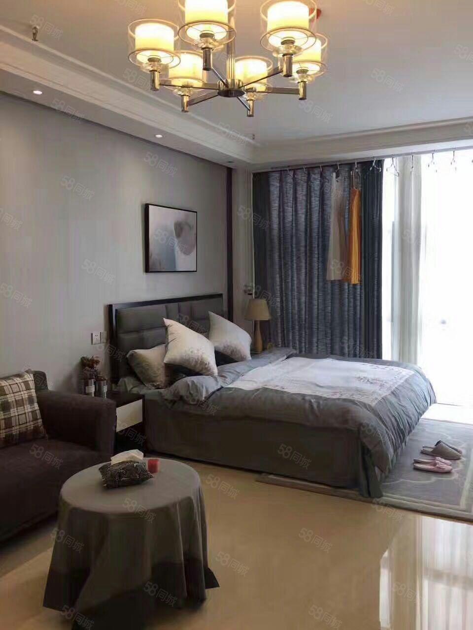 首付6万买经开区准现房,标准一居室,宜商宜居住,低周边价格!