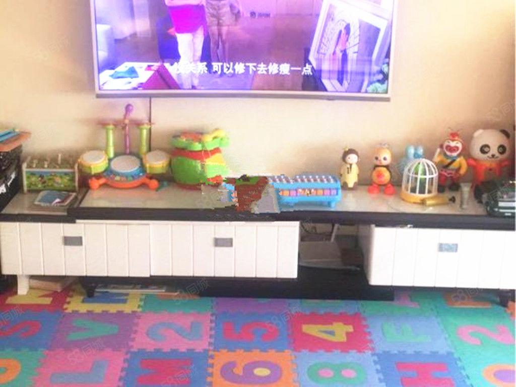 太和超市香榭丽花园2室精装修年付包取暖有线宽带