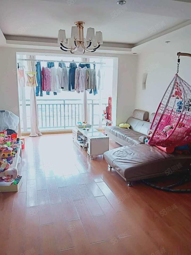 丹麓商业街旁阳光橙精装修3居室仅售45万黄.金楼层