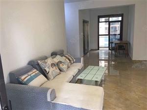 新区市政府旁边瑞日家园120平方米3室2厅精致装修家电齐全