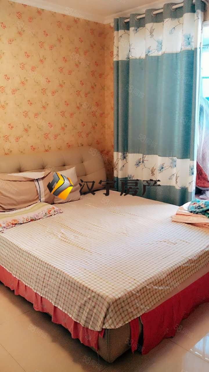 锦绣城精装双气随时看房家具家电齐全看房方便照片真实