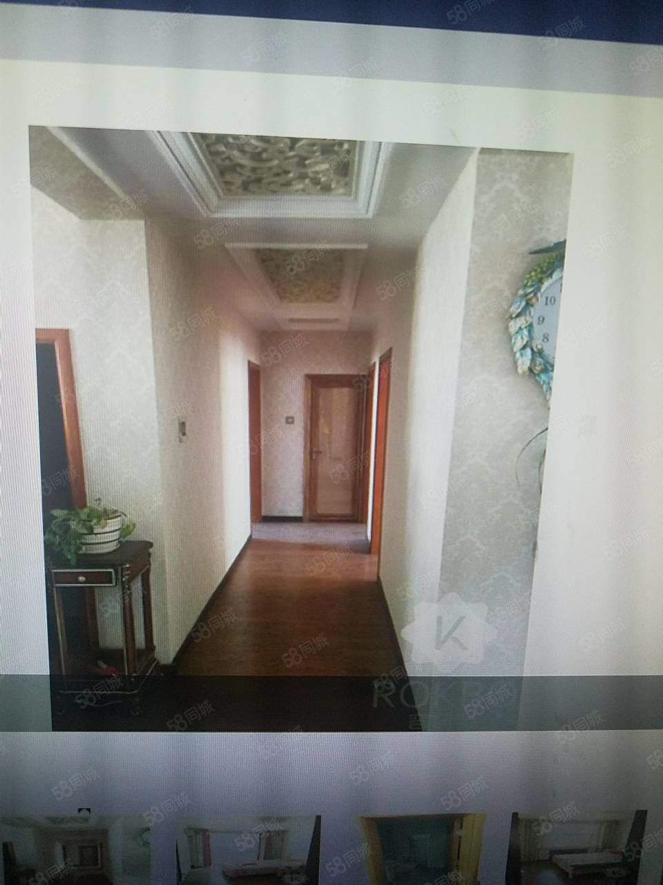 急售,带车库,木地板,四明花园西区3室2厅2卫