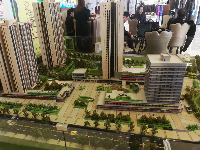 首付4.8万,月供700.买市中心小户型,交通便利,商业中心
