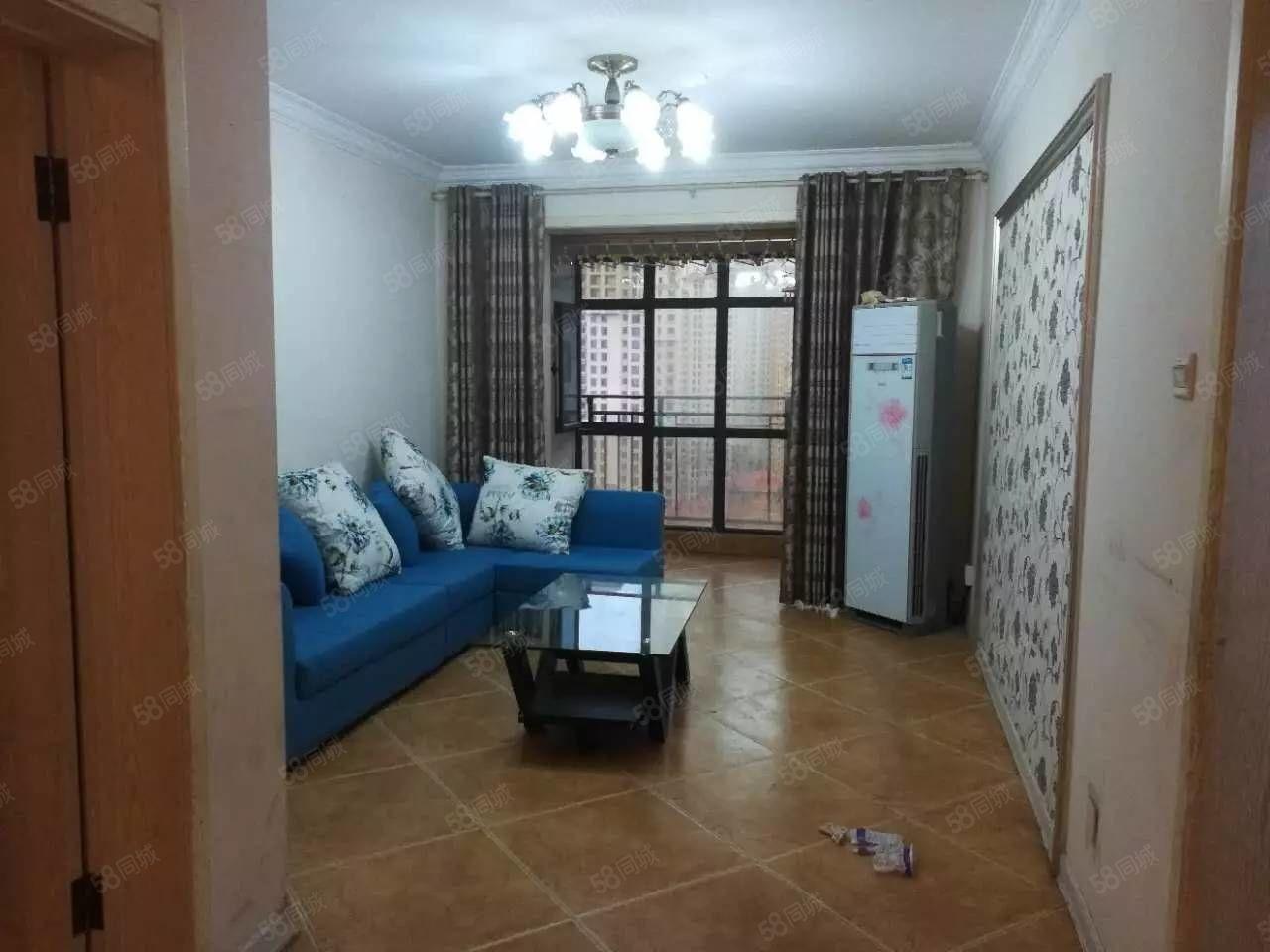 远大理想城精装两房出租,家具家电齐全随时看房全南户型