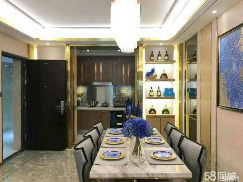 2室2厅湖景住宅精装70年产权抚仙湖欢乐大世界