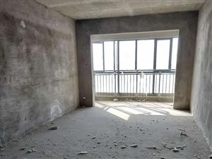 金象广场两室两厅毛坯房出售格局通透光线好