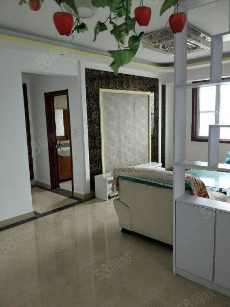 天华领秀城精装修三室两厅一卫老证可贷款急售55万