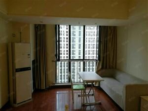 万达广场单身公寓拎包入住