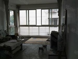 泸县山水文苑2室2厅90平米,简单装修户型方正